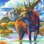 Nancy's moose