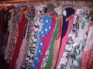 Cat's dresses