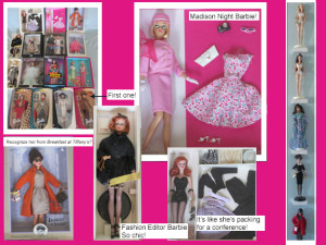 Diane -- Barbie Collection Collage