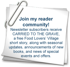 join my reader community