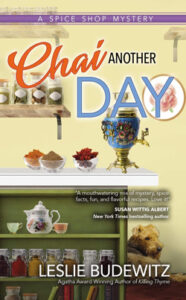 Chai Another Day by Leslie Budewitz
