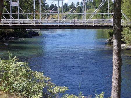 Bay and Bridge