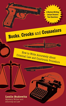 Books, Crooks, and Councelors